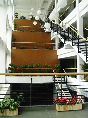 北京有色研究院办公楼