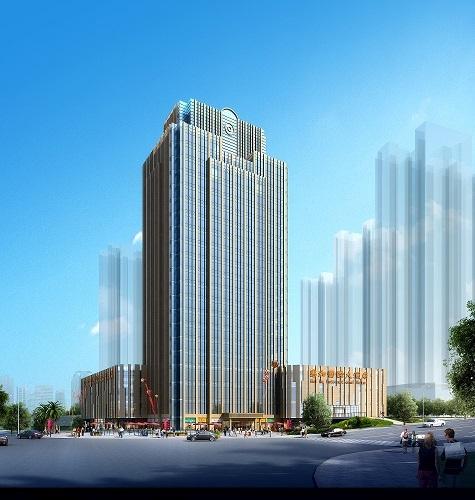 惠和国际广场项目